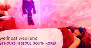 South Korean Wellness