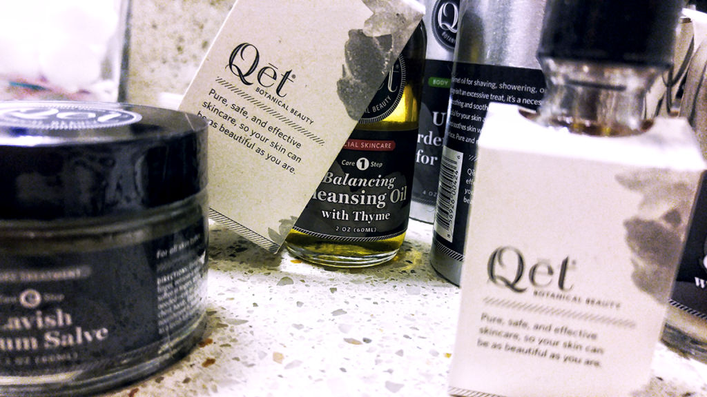 How to create a #Beauty routine using @qetbotanicals #skincare. @mindfulsami