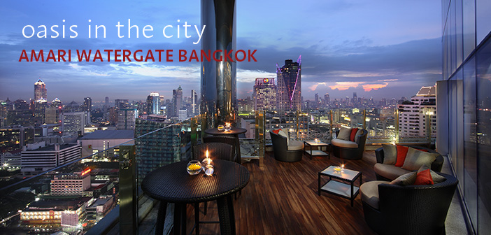 The Most Visited City In The World: Grit & Glam In Bangkok