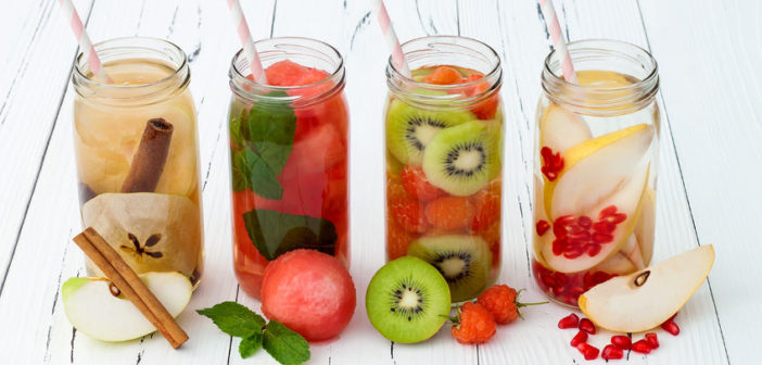 5 Fruit-Infused Water Recipes To Quench With A Twangy Twist