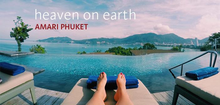 Being Bedazzled At Amari Phuket: An Exquisite Thailand Destination