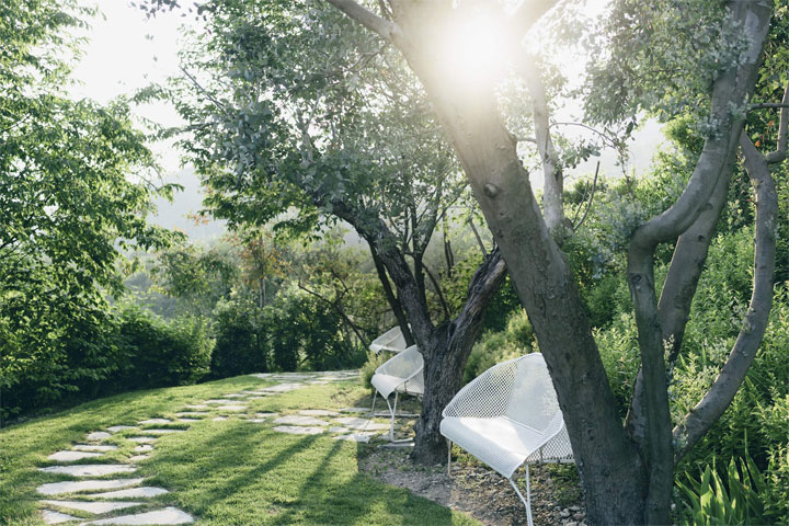 Eco Wellness Destination no. 6: The Lefay Resort and Spa, Lago di Garda, Italy