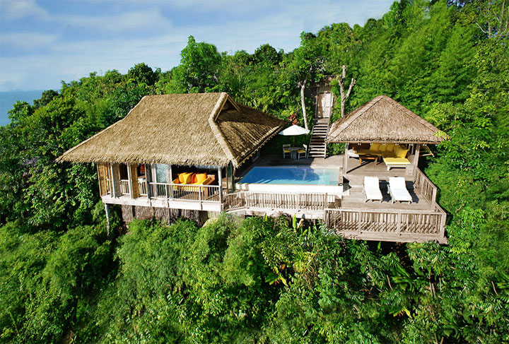 Eco Wellness Destination no. 5: Six Senses Yao Noi, Phang Nga, Thailand