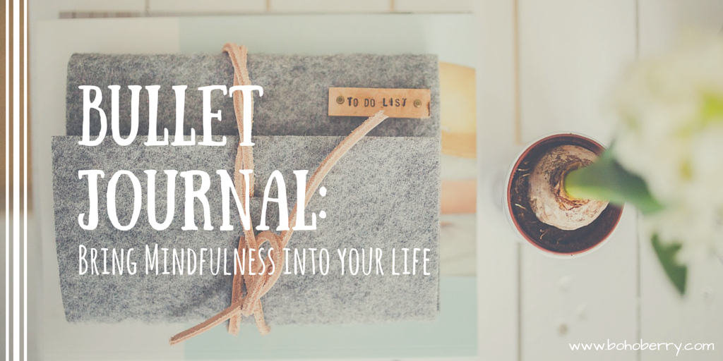 Bullet Journaling Non Digital Time Management For Better Self Care