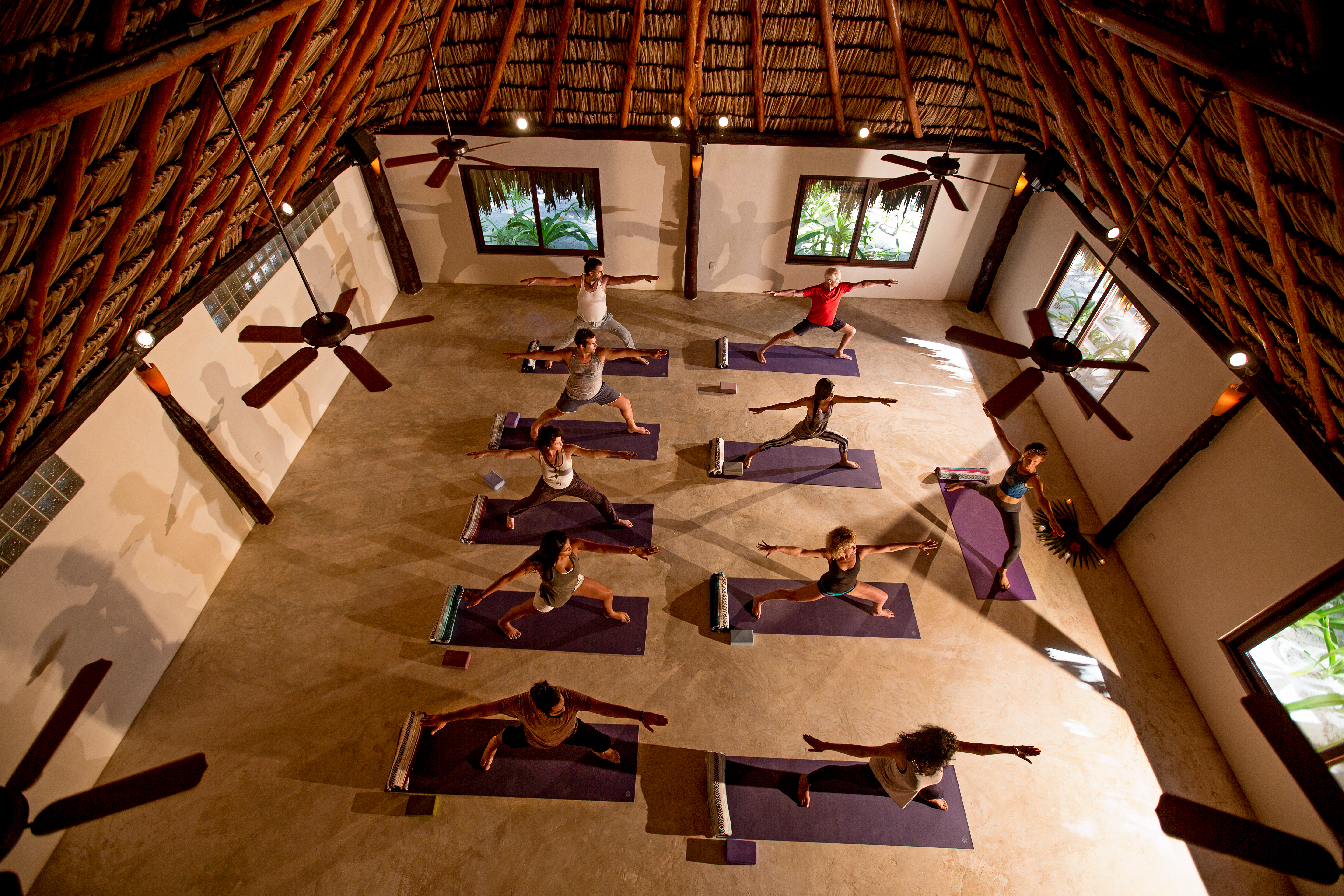yoga getaways