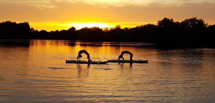 7 Reasons Why You Absolutely Should Try Stand Up Paddle Board Yoga