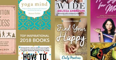 8 Wildly Inspirational Wellness Books To Tap Into In The New