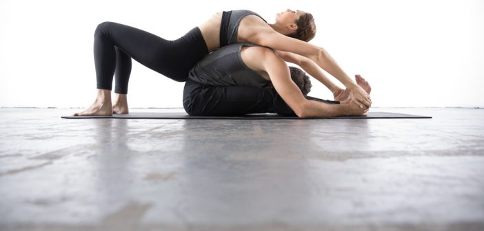 5 Things Yoga Can Teach You About Being in an Intimate Relationship.